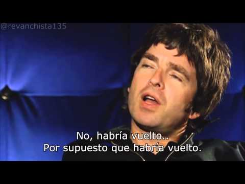 Noel and Liam Gallagher - Lock The Box [Interview with English subs, HD] (20th November 2006)