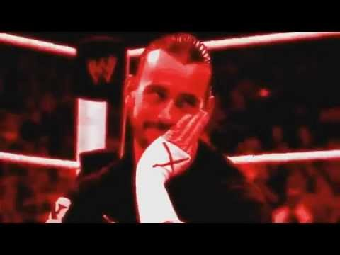WWE CM Punk 2012 Titantron and Theme Song
