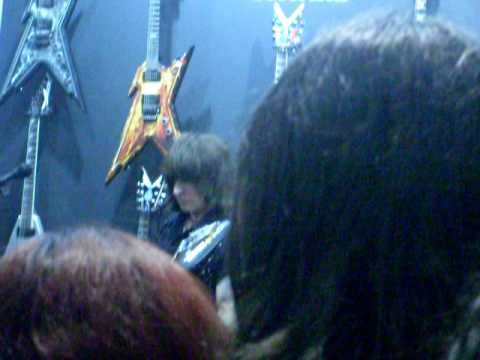Michael Angelo Batio - Cowboys From Hell (Pantera Cover) @ Expomusic 2009