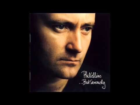 Phil Collins - All of my life (HQ)