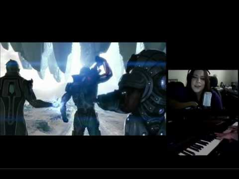 Malukah - Reignite - Mass Effect/Shepard Tribute Song