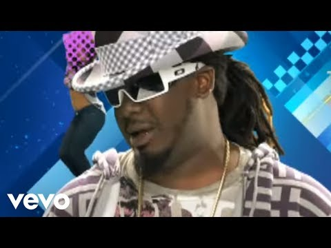 T-Pain featuring Chris Brown - Freeze ft. Chris Brown