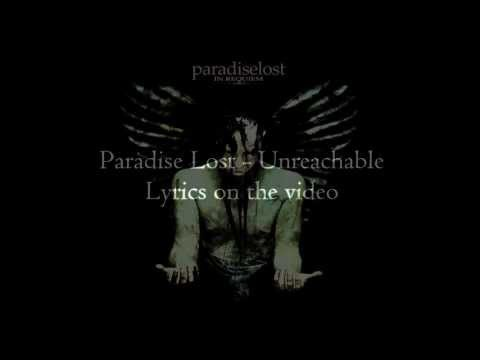 Paradise Lost - Unreachable Lyrics
