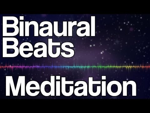 RELAX to Binaural Beats - 200 to 100 Hz LEFT - Meditation Station